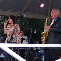 Don Burrows and Nina Ferro...