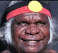 [Tribal leader Uncle Max Eulo of Budgedi Tribe at the Opera House. Photo by DANIELLE SMITH, from the SMH website]