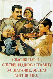 [Stalin's Happy Family]